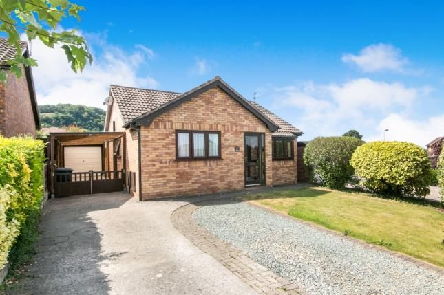 Thumbnail Bungalow for sale in Bryn Onnen, Abergele, Conwy, North Wales