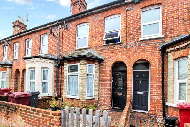 3 bed terraced house for sale in Edinburgh Road, Reading, Berkshire RG30
