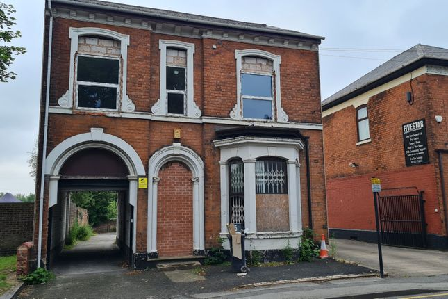 Thumbnail Office for sale in New Road, Willenhall