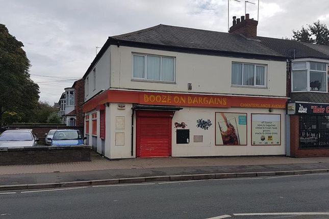 Thumbnail Retail premises for sale in Chanterlands Avenue, Hull, East Riding Of Yorkshire
