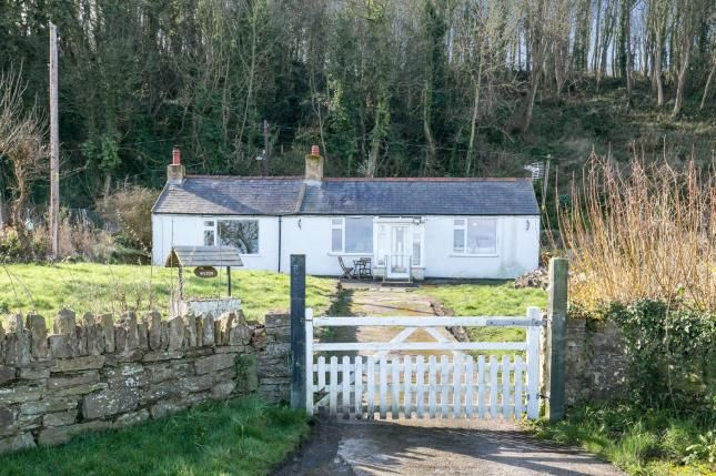 Thumbnail Detached house for sale in Tanlan, Ffynnongroyw, Holywell, Flintshire
