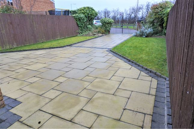 Front Garden of Silverbrook Road, Liverpool L27