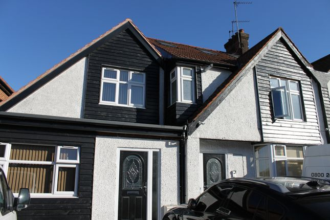 Thumbnail Semi-detached house for sale in Great North Way, North West London, Greater London