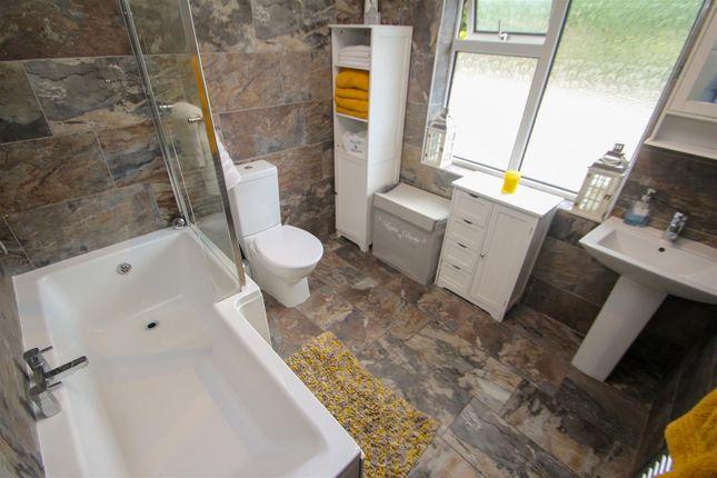 Bathroom of Stone Road, Hanford, Stoke-On-Trent ST4