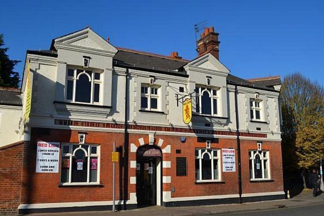 Thumbnail Flat for sale in Vicarage Road, Watford, Hertfordshire