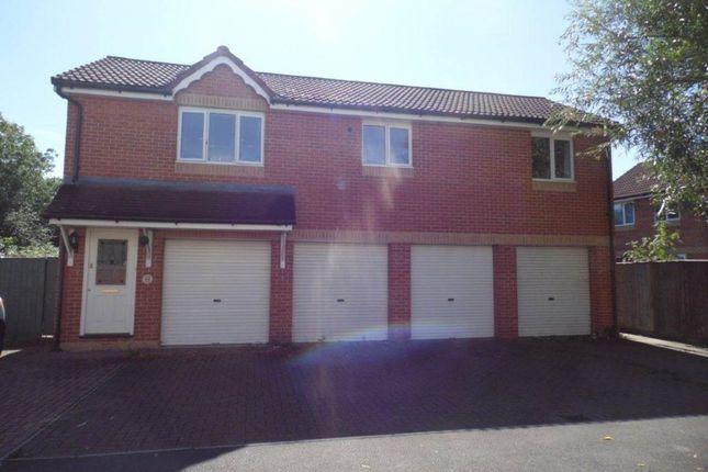 Thumbnail Flat to rent in Aspen Park Road, Locking Castle, Weston-Super-Mare
