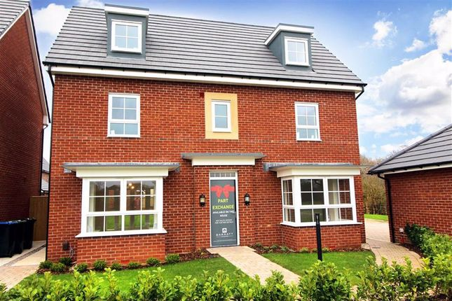 Thumbnail Detached house for sale in Kepple Lane, Garstang, Preston