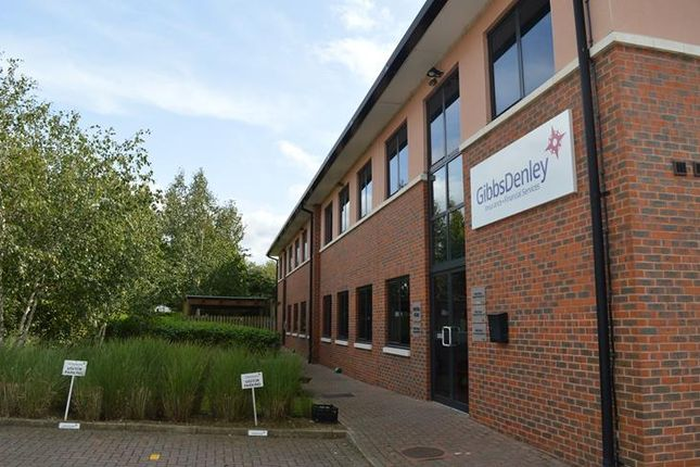 Thumbnail Office to let in Omega House, Anderson Road, Buckingway Business Park, Swavesey, Cambridgeshire