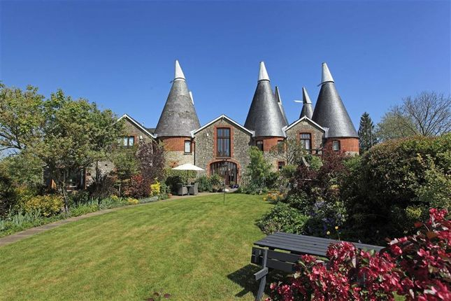 Thumbnail Semi-detached house for sale in Long Mill Lane, Crouch, Borough Green, Sevenoaks