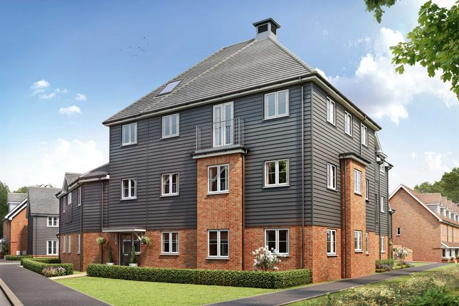 Thumbnail Flat for sale in Millpond Lane, Faygate, Horsham