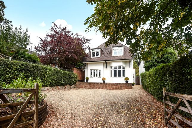 Thumbnail Detached house for sale in Heatherley Road, Camberley, Surrey