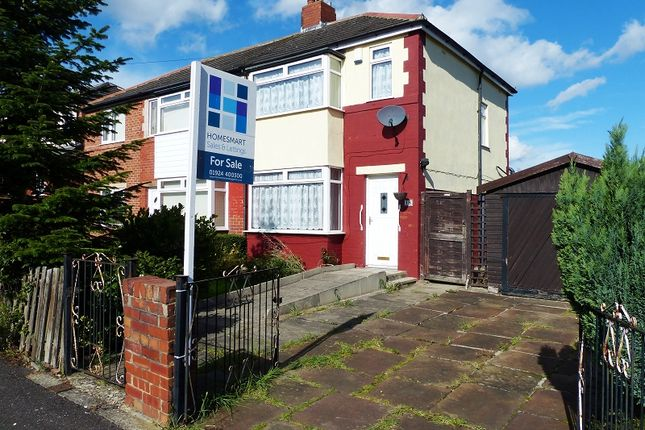 Thumbnail Semi-detached house for sale in Sunnyside Avenue, Roberttown, Liversedge, West Yorkshire.
