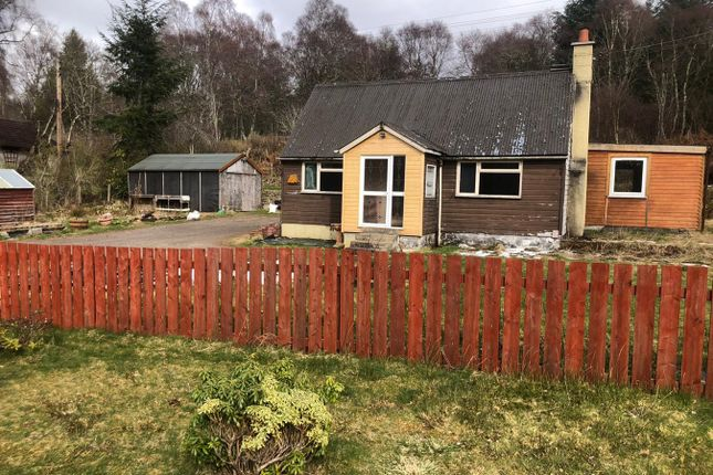 4 bed bungalow for sale in Invershin, Lairg IV27