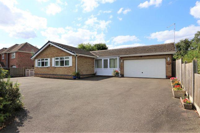 Thumbnail Detached bungalow for sale in Normanton Road, Packington
