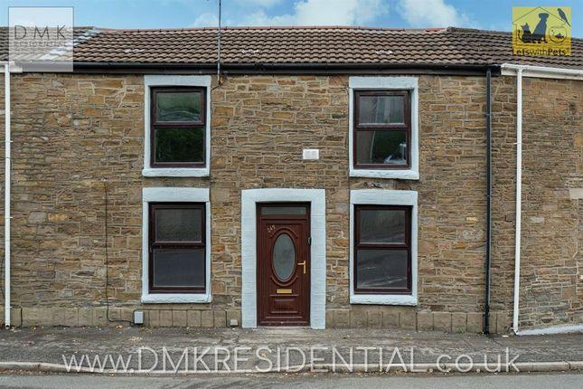 4 bed terraced house to rent in Birchgrove Road, Birchgrove, Swansea SA7