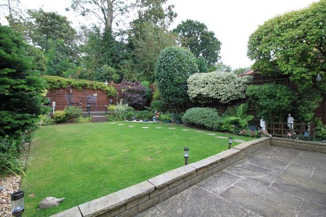 Garden of Ullswater Avenue, West End, Southampton SO18