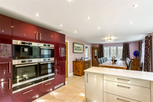 Thumbnail Detached house for sale in The Cedars, Headley, Thatcham, Berkshire