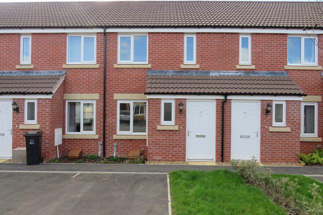 Thumbnail Terraced house for sale in Heathfield Gardens, Bathpool, Taunton
