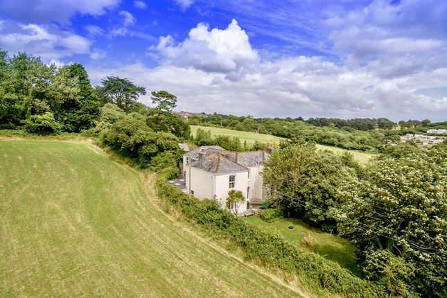 6 bed detached house for sale in Maenporth Road, Maenporth, Falmouth