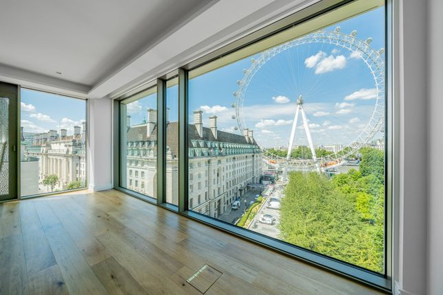 Thumbnail Flat to rent in 5 Belvedere Road, London