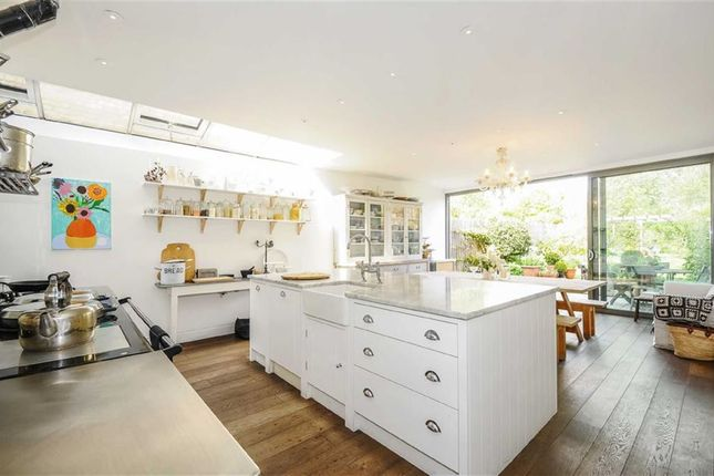 Thumbnail Semi-detached house for sale in Dundonald Road, Queens Park, London