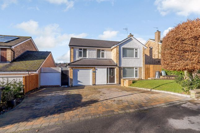 Thumbnail Detached house for sale in Westminster Crescent, Burn Bridge, Harrogate
