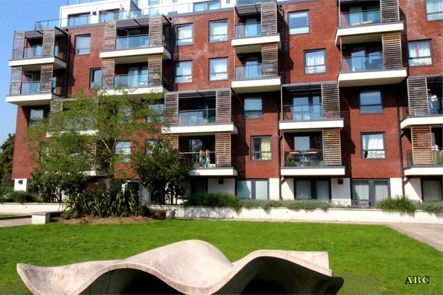 Thumbnail Flat for sale in Brunel Court, 201 Green Lane, Edgware, Middlesex