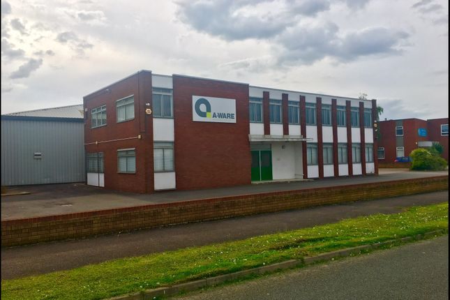 Thumbnail Office for sale in Paterson Road, Finedon