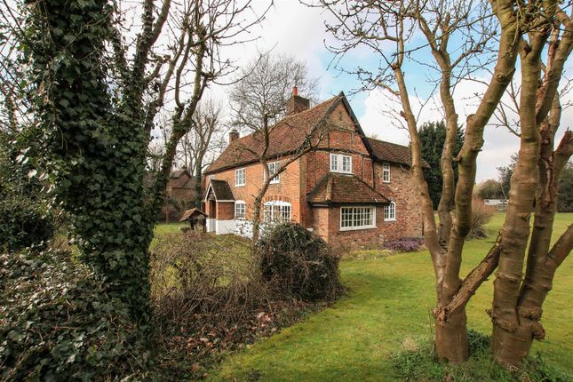 Thumbnail Detached house for sale in Winkwell, Hemel Hempstead