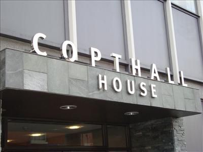 Photo of Copthall House, King Street, Newcastle, Staffs ST5