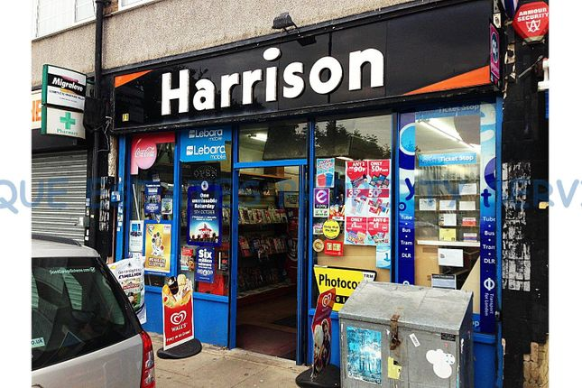 Retail premises for sale in Bramley Road, London