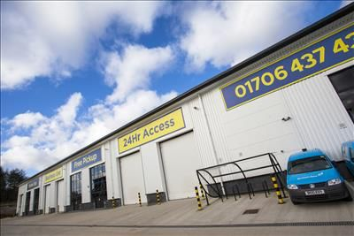 Commercial property for sale in Unit 28C Store First, Crown Business Park, Cowm Top Lane, Rochdale