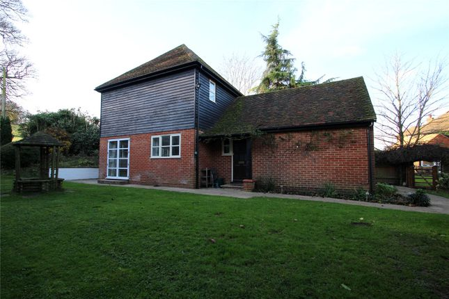 Thumbnail Detached house to rent in White Lane, Tongham, Farnham, Surrey