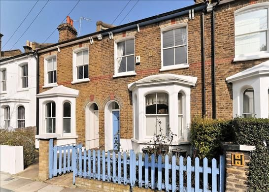 Thumbnail Property to rent in Wiseton Road, Wandsworth, London