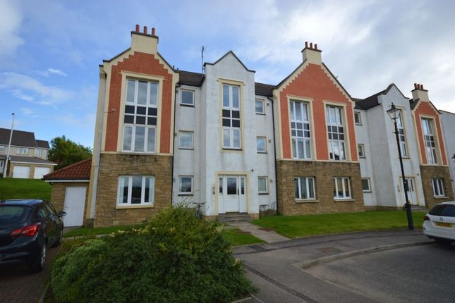 Thumbnail Flat to rent in The Moorings, Dalgety Bay, Dunfermline