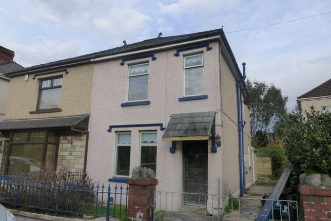 Thumbnail Property to rent in Old Road, Baglan, Port Talbot