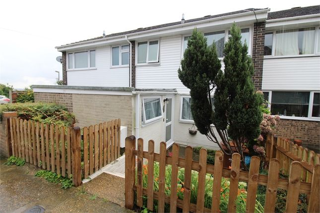 Terraced house for sale in Stour Close, Strood, Kent.