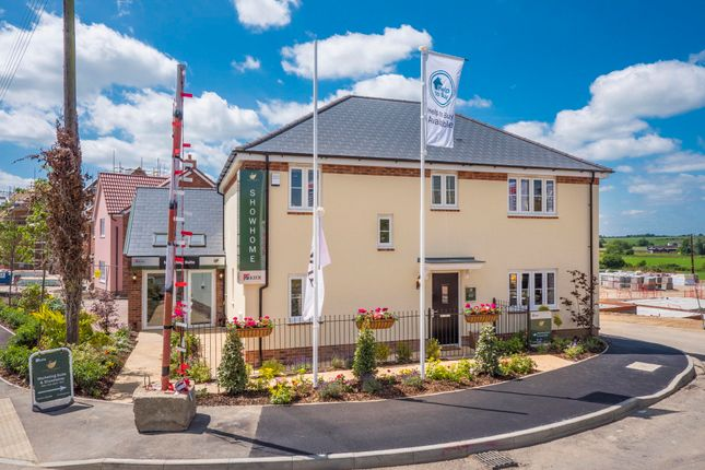 Thumbnail Detached house for sale in The Dante, Long Melford, Sudbury, Suffolk