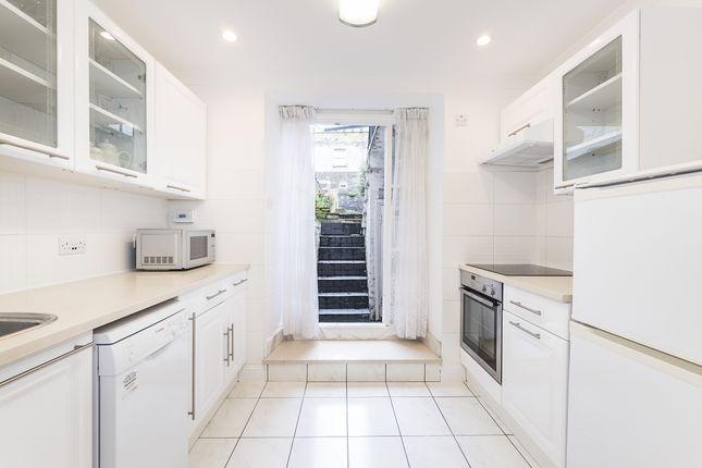 Kitchen of Brompton Square, London SW3
