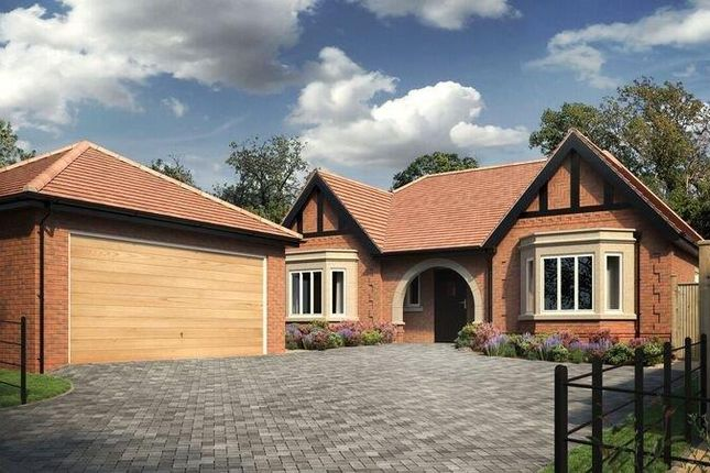 Thumbnail Bungalow for sale in Church Road, Quarndon, Derby