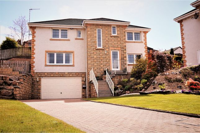 Thumbnail Detached house for sale in Station Road, Langbank