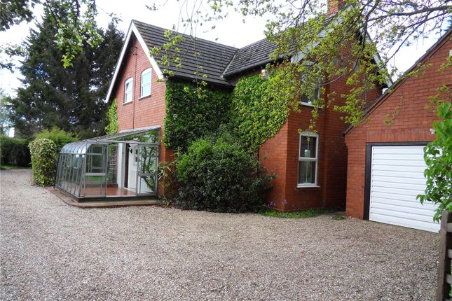 Thumbnail Detached house to rent in Moor Lane, Swinderby, Lincoln, Lincolnshire