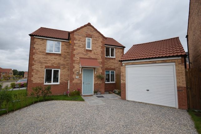 Thumbnail Detached house for sale in Plowes Way, Knottingley, West Yorkshire