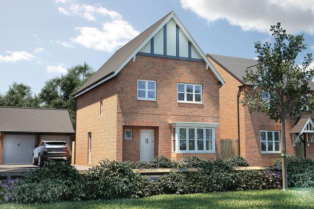 "Thumbnail Detached house for sale in ""The Bredon"" at Muggleton Road, Amesbury, Salisbury"