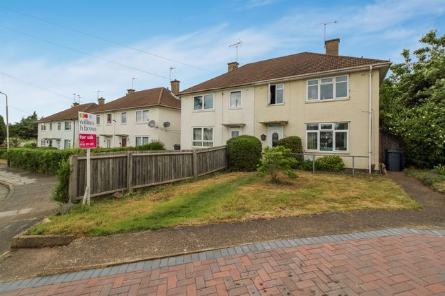 3 bed semi-detached house for sale in Tamerton Road, Leicester