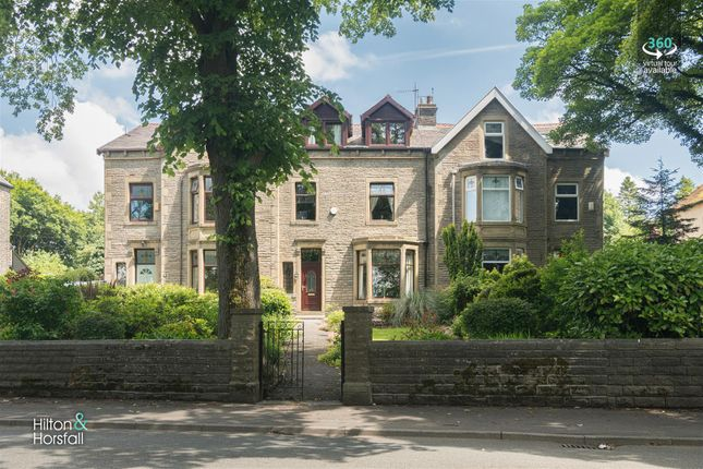 Thumbnail Terraced house for sale in Queens Park Road, Burnley