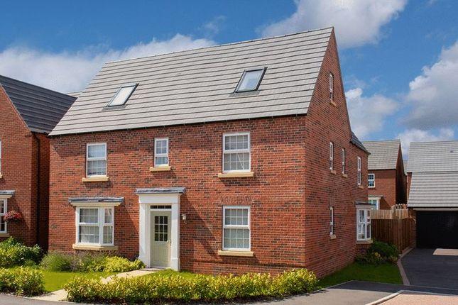 Thumbnail Detached house for sale in Plot 17, The Moorecroft, Romans Quarter, Bingham