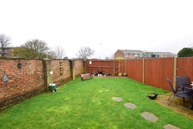 Rear Garden of Downside Road, Whitfield, Dover, Kent CT16