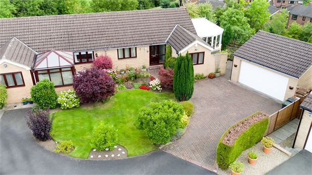Thumbnail Semi-detached house for sale in Iveson Road, Highford Park, Hexham