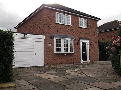 Thumbnail Detached house for sale in Willow Raod, Northallerton